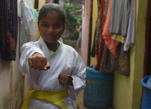 Lavanya grows in self-confidence