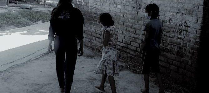 Left Alone, ChildrenLose their Safety Net