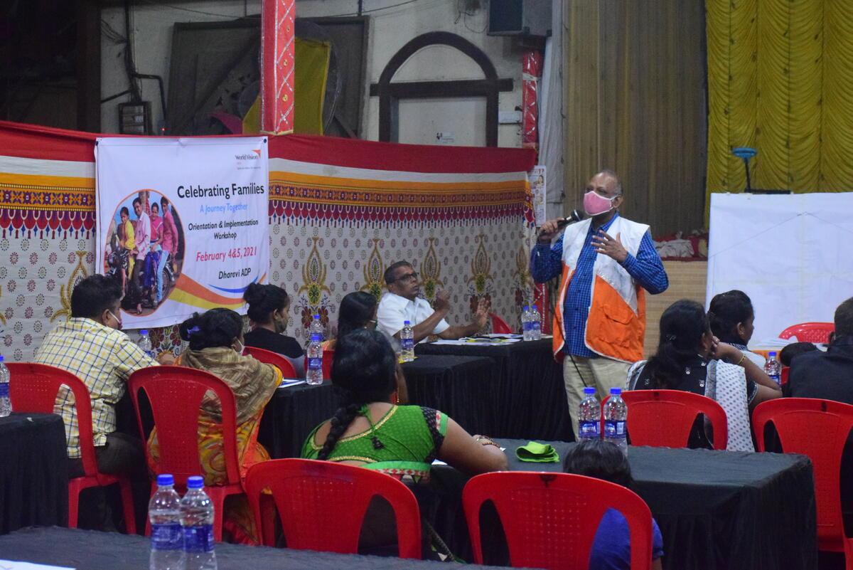 Celebrating Families workshop_Dharavi ADP_WVIinda